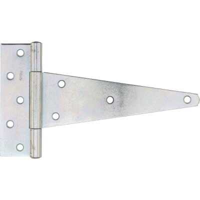 National 10 In. Zinc-Plated Steel Heavy-Duty Tee Hinge