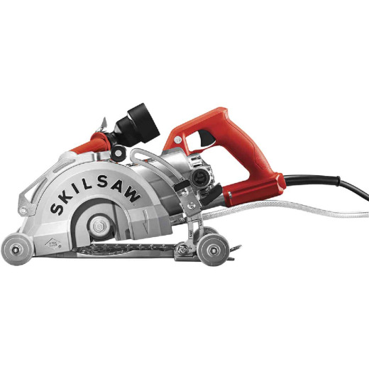 SKILSAW Medusaw 7 In. 15-Amp Worm Drive Circular Saw for Concrete